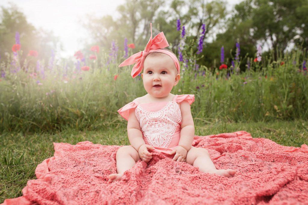 Dallas baby portraits