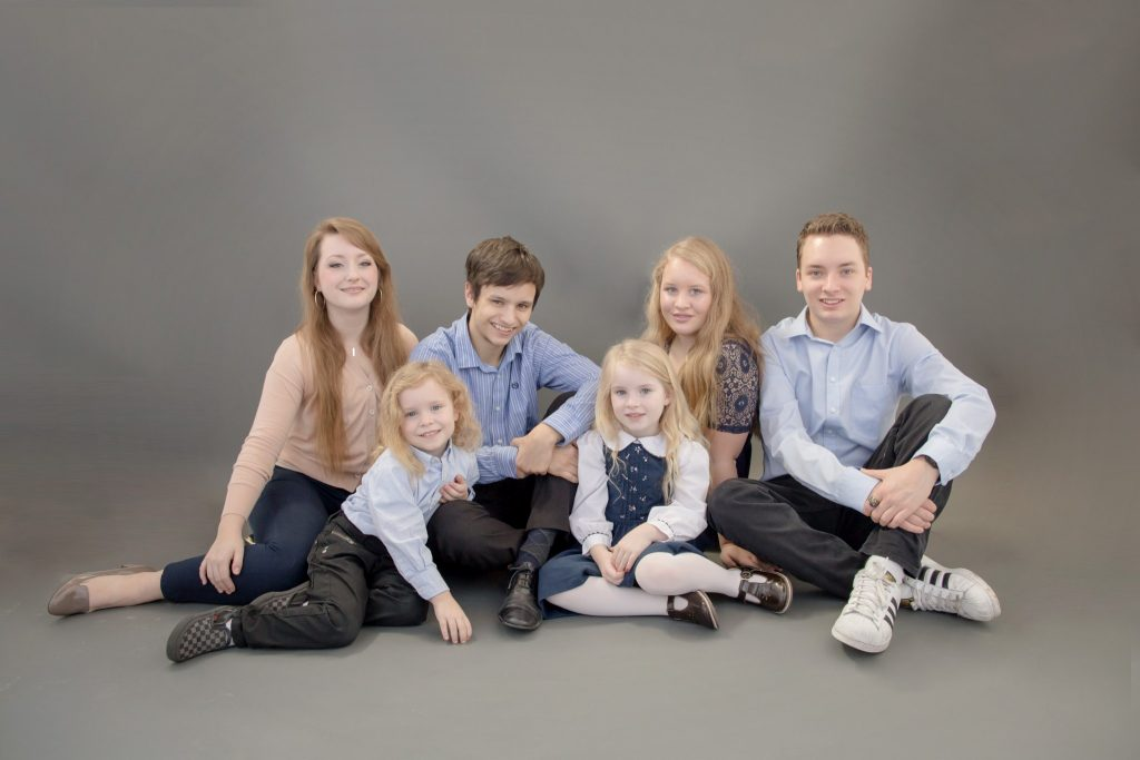 Highland Park Family Photographer