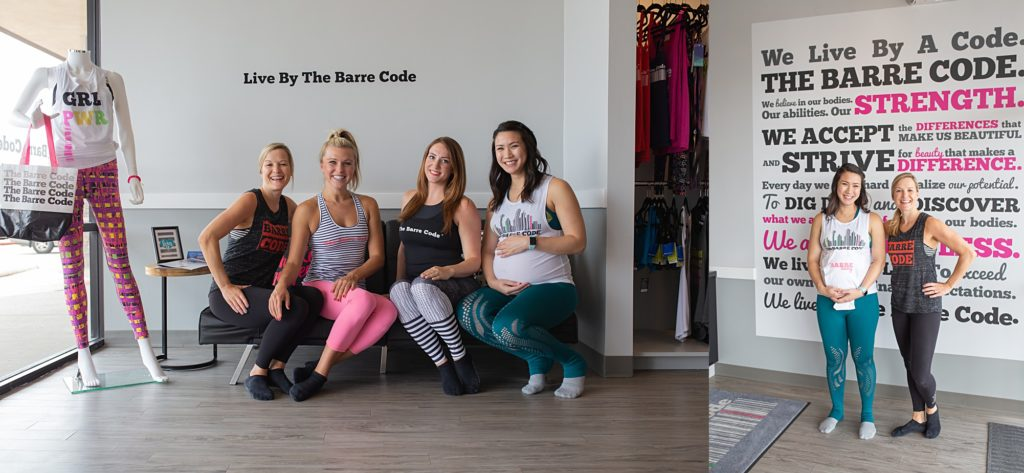 Best Women's workout in Plano at The Barre Code Plano