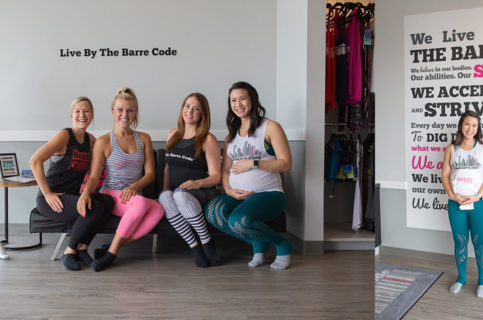 Plano Maternity Workouts and More! The Barre Code Plano