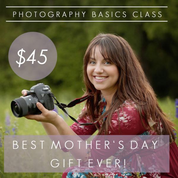 Dallas photography basics class at Pinot's Palette Addison