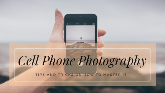 Dallas newborn photographer gives tips and tricks on how to improve your cell phone photography