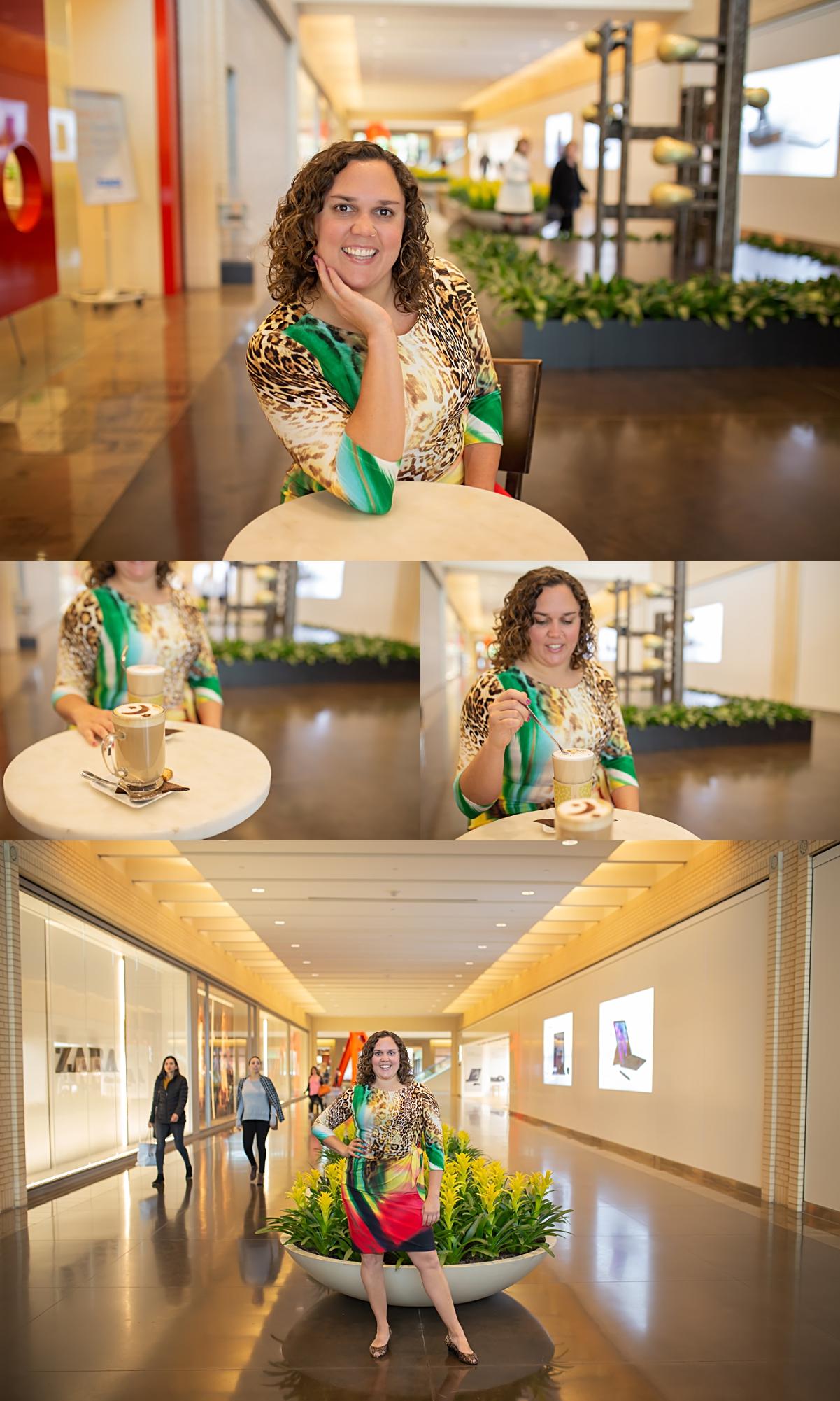 dallas newborn photographer interviews north dallas doula associates lauren bullington about placenta encapsulation over coffee at northpark mall